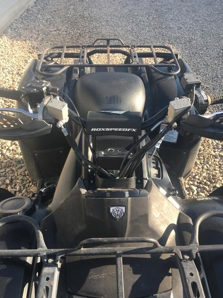 2013 Yamaha Grizzly® 700 FI EPS Photo 9 of 13