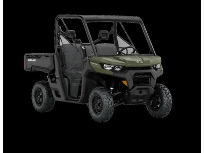 2020 Can-Am Defender HD5 Photo 1 of 3
