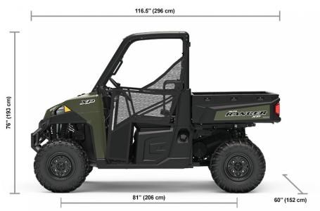 2019 Polaris RANGER XP 900 EPS Photo 3 of 3