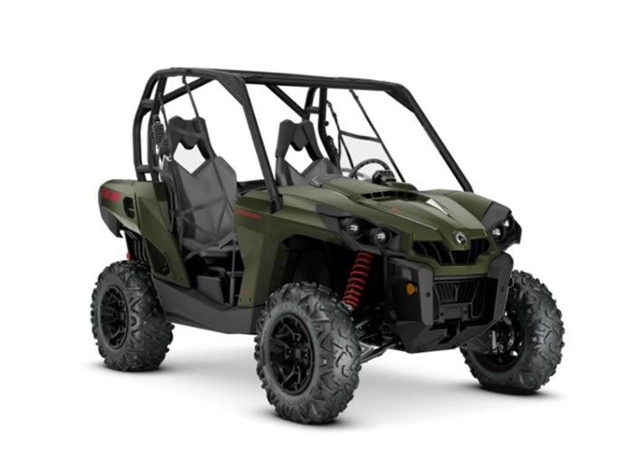 2020 Can-Am Commander™ DPS™ 800R Photo 1 of 1