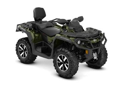 2020 Can-Am Outlander™ Max Limited 1000R Photo 1 of 1