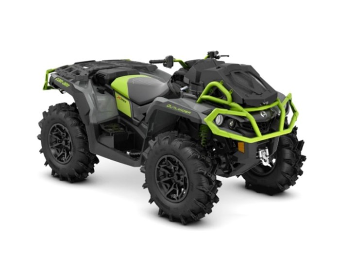 2020 Can-Am Outlander™ X® mr 1000R Photo 1 of 1