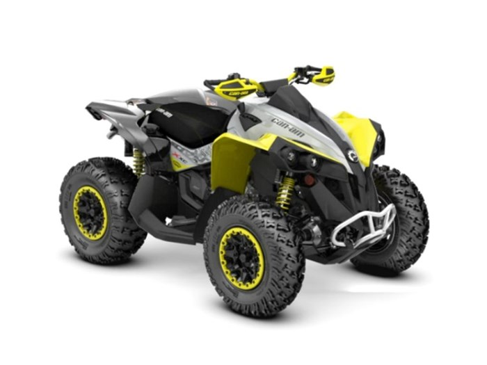 2020 Can-Am Renegade® X® xc 850 Photo 1 of 1