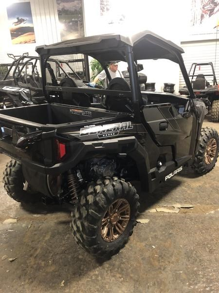 2019 Polaris General® 1000 EPS Ride Command Edition B Photo 5 of 14