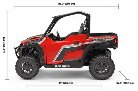2019 Polaris POLARIS GENERAL 1000 Photo 2 of 12