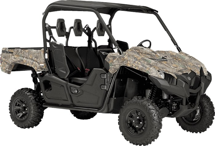 2019 Yamaha Viking EPS Camo Photo 1 of 1