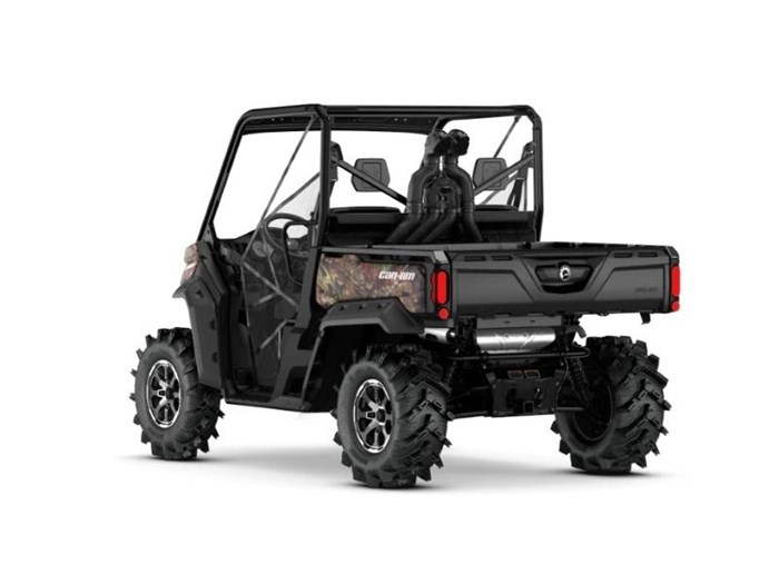 2019 Can-Am Defender X™ mr HD10 Mossy Oak Break-Up C Photo 2 of 2