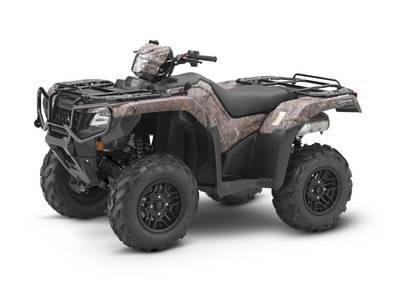2019 Honda TRX500 Rubicon DCT Deluxe Close Range Ca Photo 1 sur 1