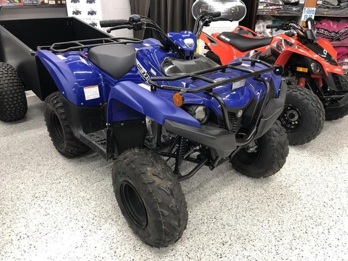 2019 Yamaha Grizzly 90 Photo 1 of 3