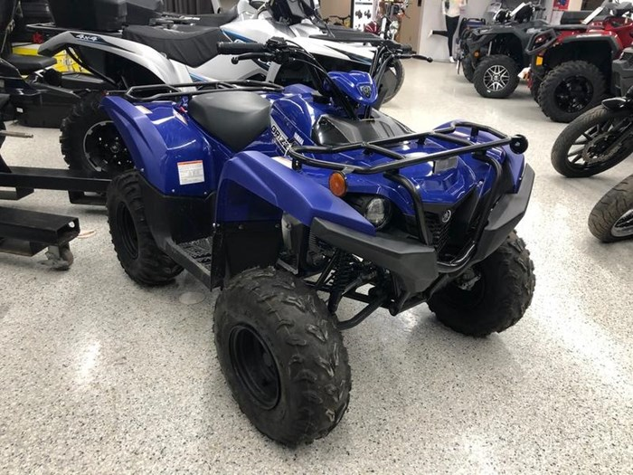 2019 Yamaha Grizzly 90 Photo 2 of 3