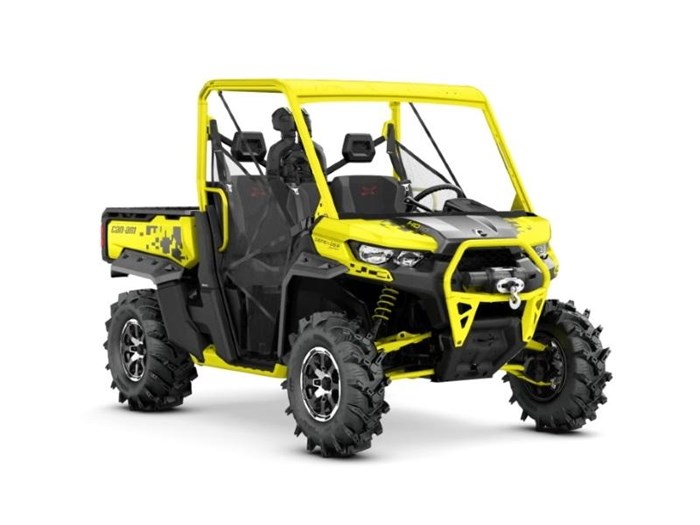2019 Can-Am Defender X™ mr HD10 Photo 1 of 1