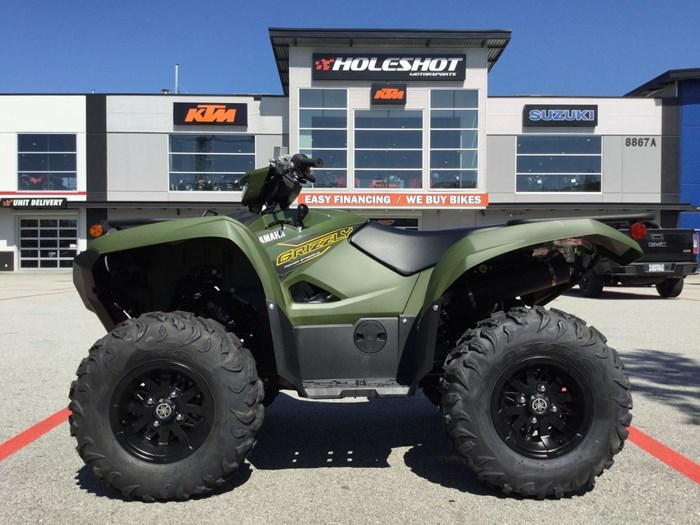 2020 Yamaha Grizzly EPS Photo 1 of 6