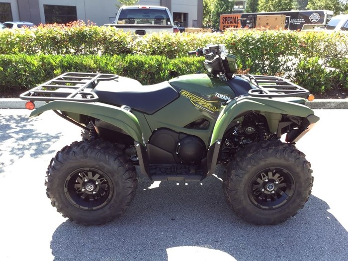 2020 Yamaha Grizzly EPS Photo 2 of 6