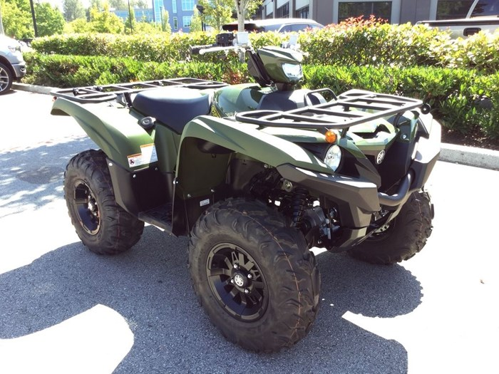 2020 Yamaha Grizzly EPS Photo 3 of 6