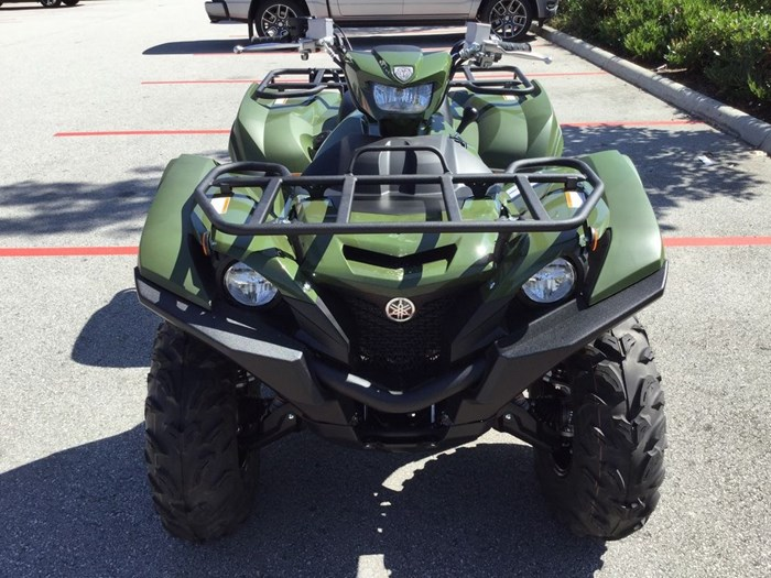 2020 Yamaha Grizzly EPS Photo 4 of 6