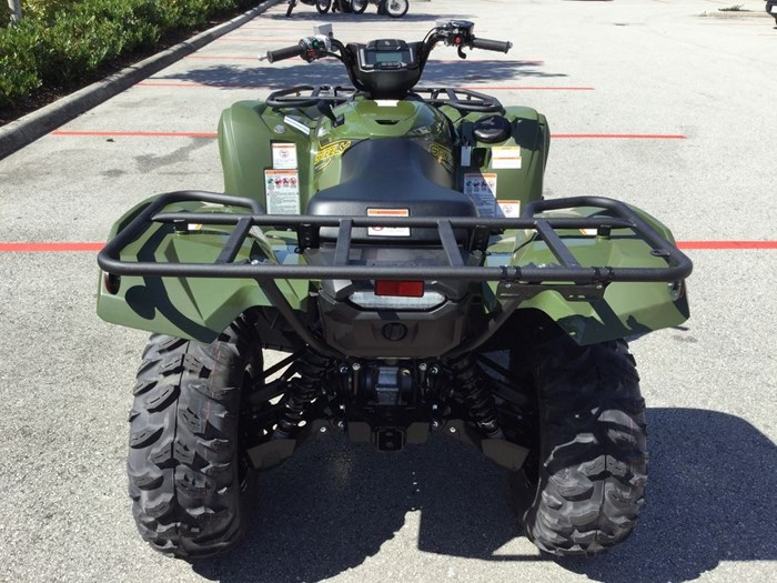 2020 Yamaha Grizzly EPS Photo 5 of 6