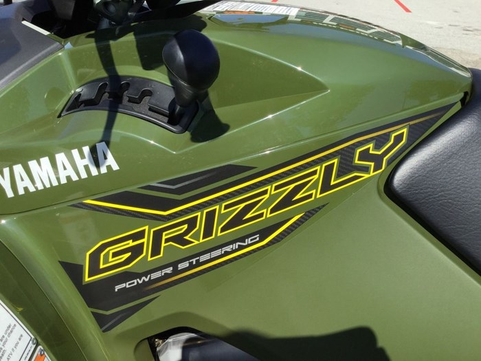 2020 Yamaha Grizzly EPS Photo 6 of 6