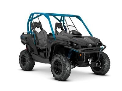 2020 Can-Am Commander™ XT™ 800R Carbon Black & Octan Photo 1 of 1