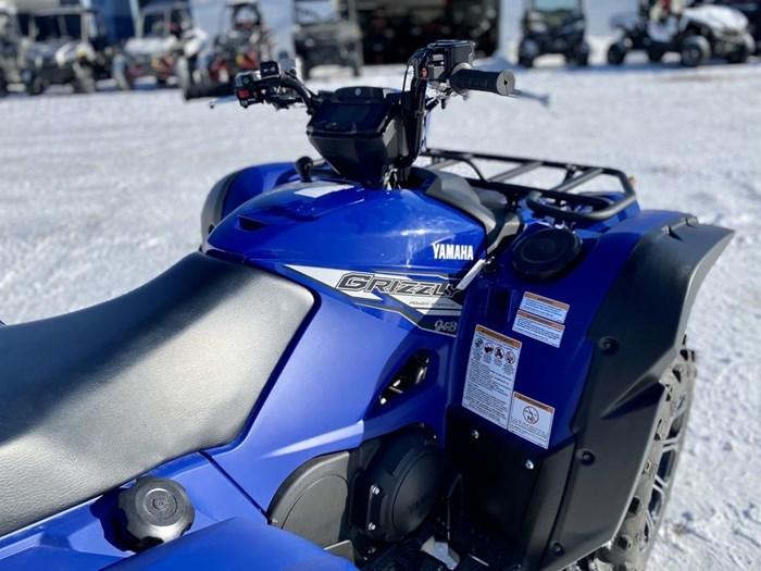 2020 Yamaha Grizzly EPS Photo 11 of 11
