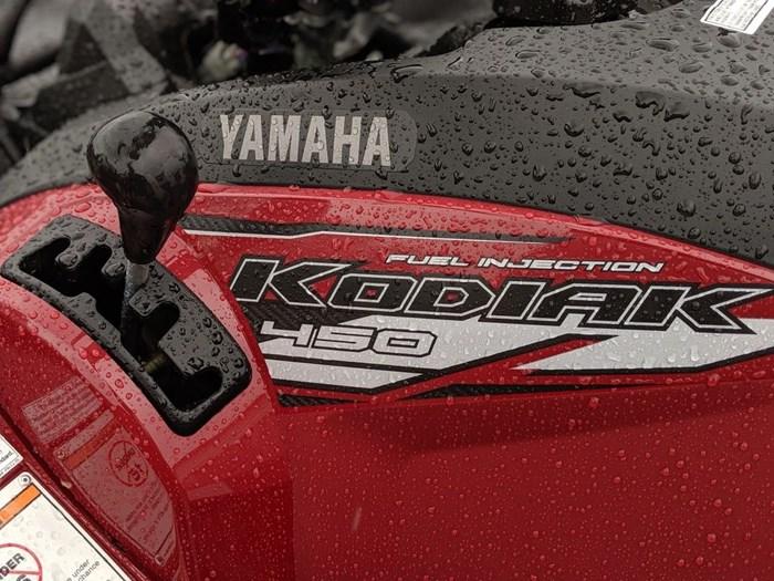 2020 Yamaha Kodiak 450 Photo 9 of 9