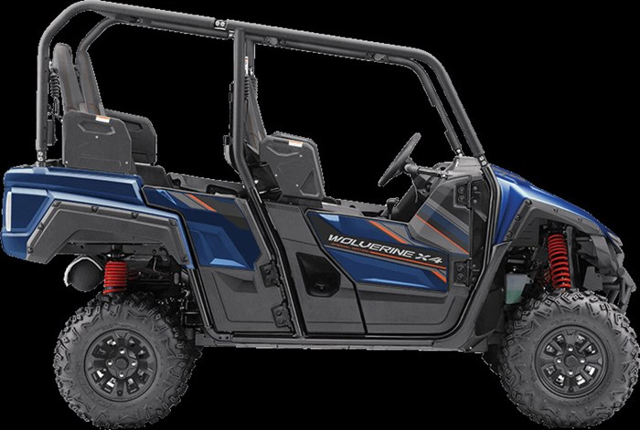 2019 Yamaha Wolverine X4 EPS SE Photo 1 of 2