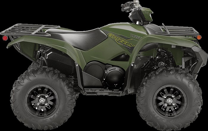 2020 Yamaha Grizzly EPS Photo 1 of 2