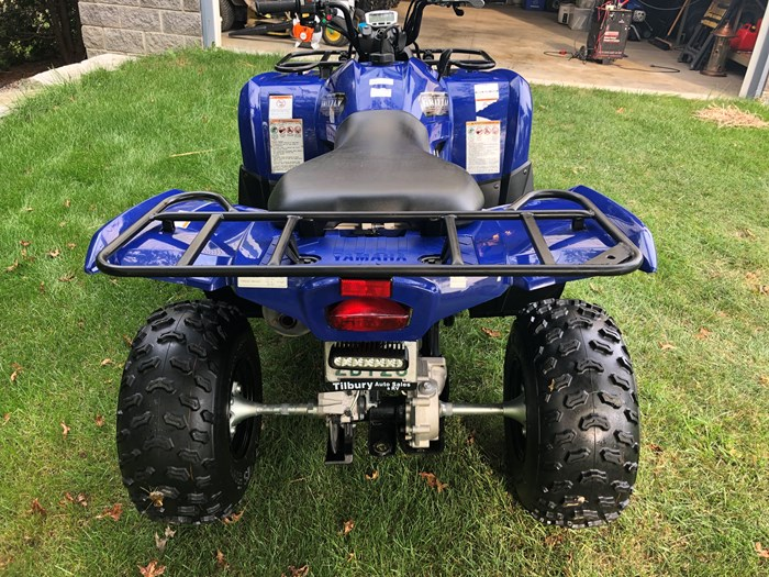 2013 Yamaha Grizzly 300 Photo 4 of 6