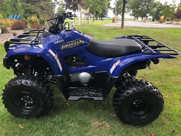 2013 Yamaha Grizzly 300 Photo 2 of 6