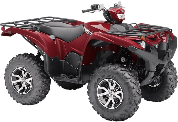 2019 Yamaha Grizzly 700 EPS Photo 1 of 1
