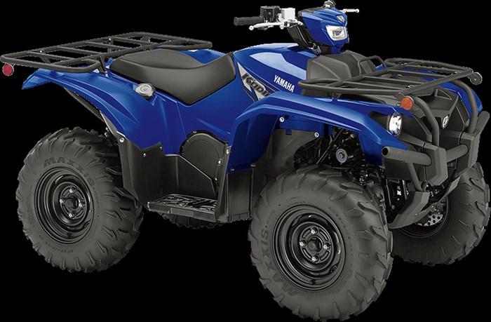 2020 Yamaha Kodiak 700 EPS Photo 2 of 2