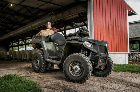 2019 Polaris SPORTSMAN 570 X2 Photo 6 of 7