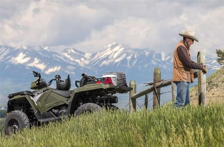 2019 Polaris SPORTSMAN 570 X2 Photo 7 of 7