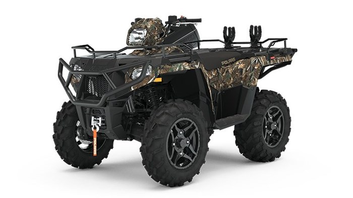 2020 Polaris Sportsman 570 Hunter Edition Polaris Pursuit Camo Photo 1 of 8