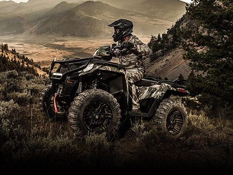 2020 Polaris Sportsman 570 Hunter Edition Polaris Pursuit Camo Photo 3 of 8