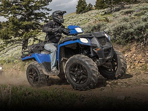 2020 Polaris Sportsman 570 Hunter Edition Polaris Pursuit Camo Photo 6 of 8