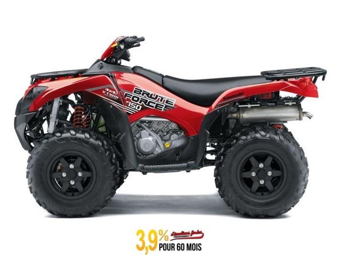 2020 Kawasaki BRUTE FORCE 750 4X4i Photo 1 of 3