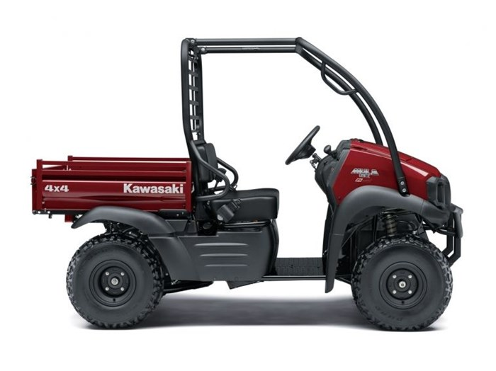 2020 Kawasaki MULE SX 4X4 FI Photo 3 of 6
