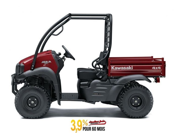 2020 Kawasaki MULE SX 4X4 FI Photo 1 of 6