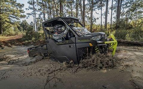 2020 Polaris RANGER XP 1000 Premium Matte Sage Green Photo 14 of 19