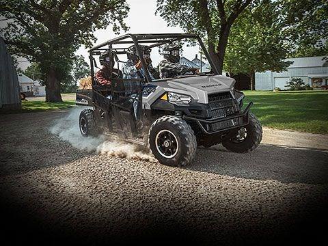 2020 Polaris RANGER CREW 570-4 Polaris Pursuit Camo Photo 2 of 7