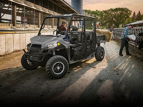 2020 Polaris RANGER CREW 570-4 Polaris Pursuit Camo Photo 3 of 7