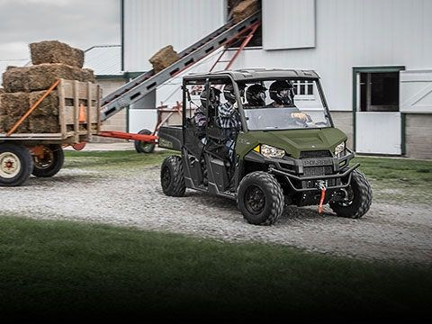 2020 Polaris RANGER CREW 570-4 Polaris Pursuit Camo Photo 4 of 7