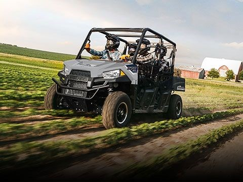 2020 Polaris RANGER CREW 570-4 Polaris Pursuit Camo Photo 5 of 7