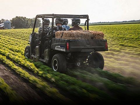 2020 Polaris RANGER CREW 570-4 Polaris Pursuit Camo Photo 6 of 7