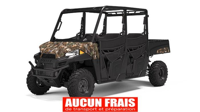 2020 Polaris RANGER CREW 570-4 Polaris Pursuit Camo Photo 1 of 7