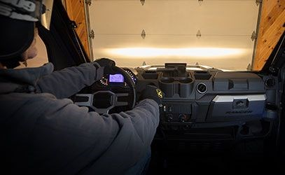 2020 Polaris RANGER CREW XP 1000 NorthStar Edition Matte Sage G Photo 11 of 18