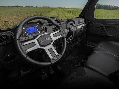 2020 Polaris RANGER CREW XP 1000 Premium Polaris Pursuit Camo Photo 7 of 18