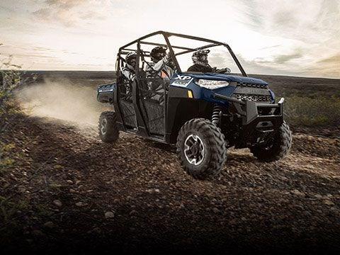 2020 Polaris RANGER CREW XP 1000 Premium Sand Metallic Photo 8 of 18