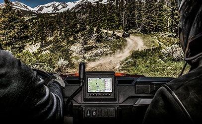 2020 Polaris RANGER CREW XP 1000 Premium Sand Metallic Photo 10 of 18