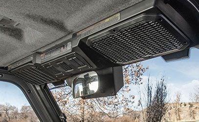 2020 Polaris RANGER CREW XP 1000 Premium Sand Metallic Photo 13 of 18